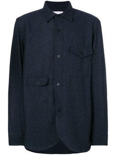 asymmetric shirt  Han Kjøbenhavn