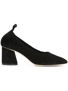 туфли-лодочки на наборном каблуке Tory Burch