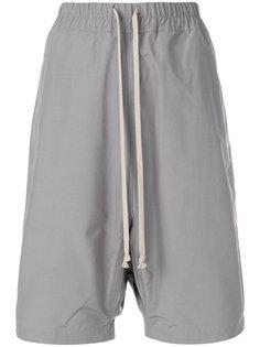drawstring shorts  Rick Owens DRKSHDW