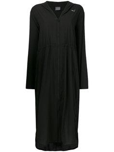 платье-толстовка на молнии  Puma