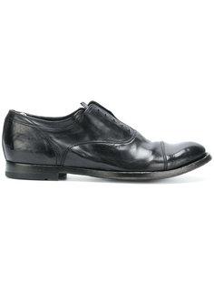 классические туфли со шнуровкой Officine Creative