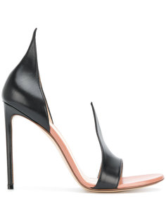 pointed detail sandals Francesco Russo