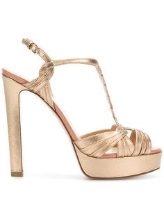 Sandao platform sandals Francesco Russo