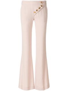 расклешенные брюки  Chloé