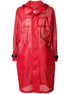 пальто с перфорацией Pihakapi