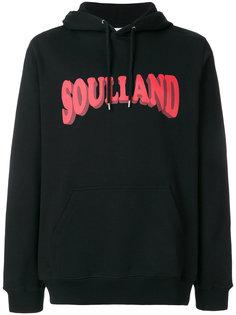 logo hoodie Soulland