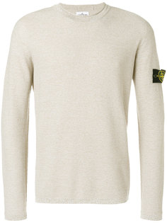 knitted long sleeve top Stone Island
