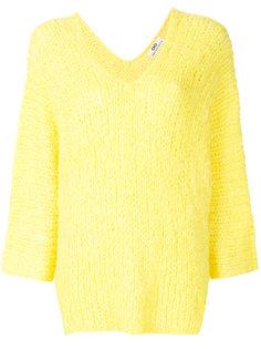 свитер с V-образным вырезом Sminfinity