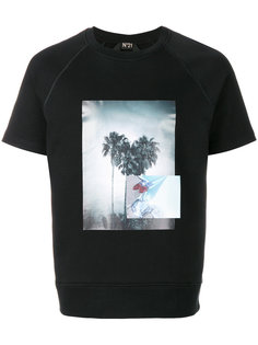 photo print sweatshirt T-shirt Nº21