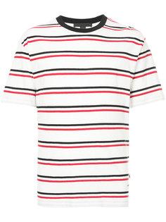 футболка в полоску Alexander Wang