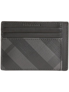 визитница London Check Burberry