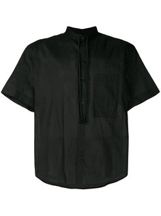 short-sleeve drawstring shirt  Craig Green