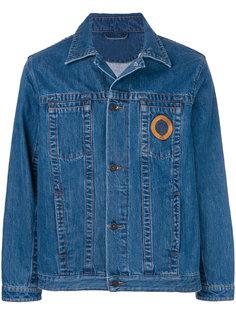 джинсовая куртка с капюшоном  Craig Green