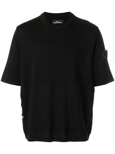 short sleeved zip jumper Stone Island Shadow Project