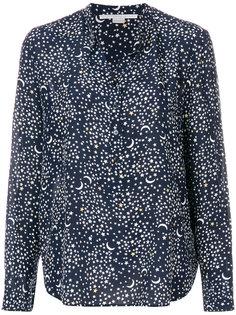 рубашка со звездным принтом  Stella McCartney