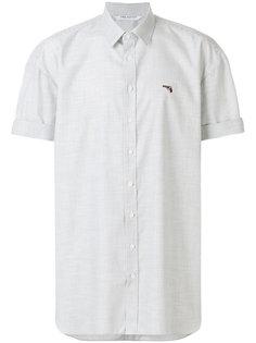 рубашка с вышивкой в стиле оверсайз Neil Barrett