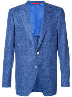 костюмный пиджак классического кроя Isaia