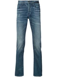 джинсы узкого кроя 3X1