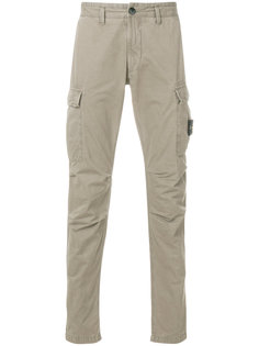 classic fitted trousers Stone Island