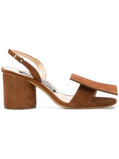 geometric open-toe sandals Jacquemus