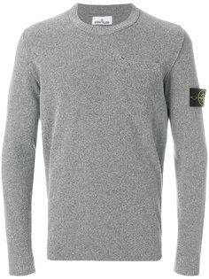классический свитер Stone Island