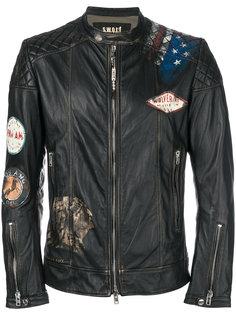 куртка с нашивками S.W.O.R.D 6.6.44