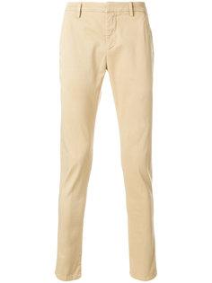 брюки строгого кроя Dondup