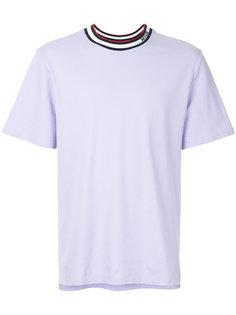 футболка с круглым вырезом MSGM
