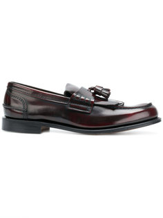 mocassin loafers Churchs