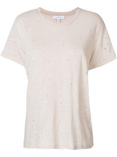 футболка в стиле оверсайз Iro