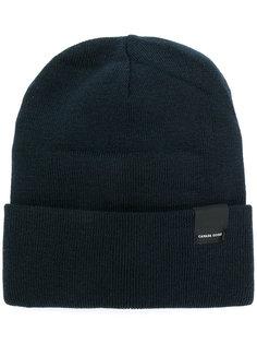 шапка-бини с логотипом Canada Goose