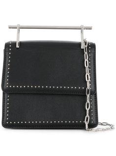сумка на плечо M013 Collectionneuse с заклепками M2malletier