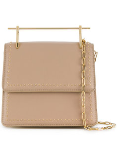 mini M013 Collectionneuse studded shoulder bag M2malletier
