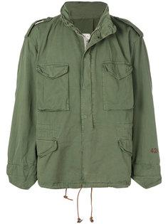 куртка в стиле милитари Fairfax x Alpha 424 Fairfax