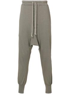 drop crotch pants Rick Owens DRKSHDW