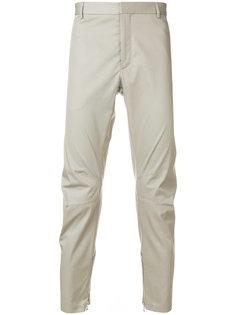 брюки чинос в стиле casual Lanvin