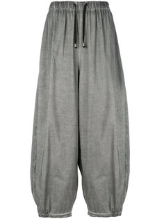 cocoon trousers Unconditional