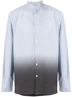 рубашка с градиентным эффектом Ann Demeulemeester Icon