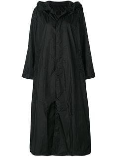 oversized long raincoat Y-3