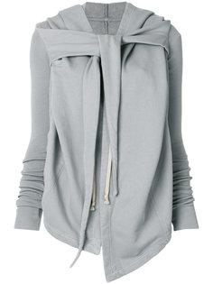 Mountain Hooded Sweater Rick Owens DRKSHDW