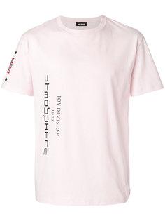 футболка Joy Division Raf Simons