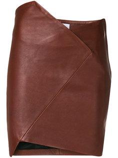 асимметричная юбка  Iro