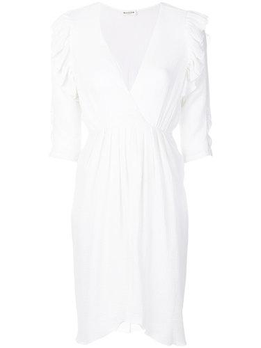 платье с оборками Masscob