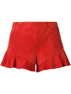 шорты с оборкой  Drome