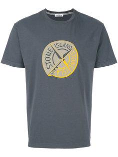 logo T-shirt Stone Island