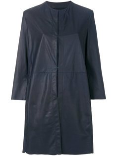 пальто с круглым вырезом  Drome