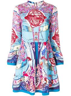 платье мини с принтом  Etro