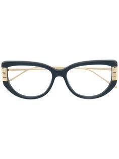 очки в стиле оверсайз Boucheron