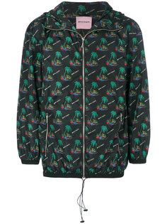 куртка-ветровка Islands Palm Angels