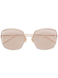 square frame sunglasses Boucheron